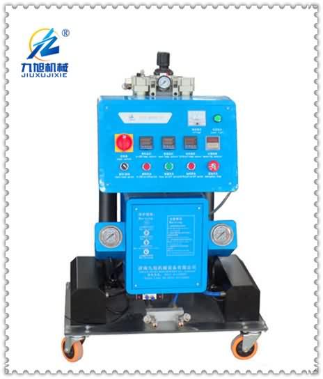 JNJX-Q2600(D)型聚氨酯设备